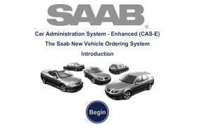 Saab CAS-E Online Training