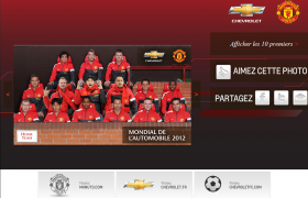 Chevrolet Manchester United Fan Zone